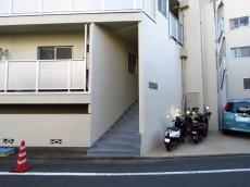渋谷コーポ エントランス