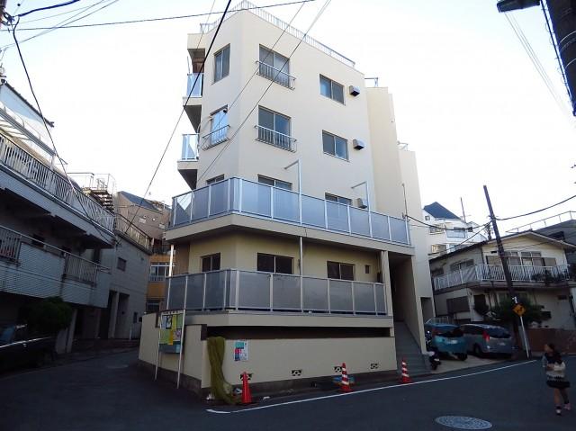 渋谷コーポ 外観