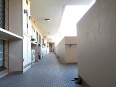 朝日ラ・パリオ学芸大学 共用廊下