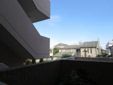 朝日ラ・パリオ学芸大学 共用廊下眺望