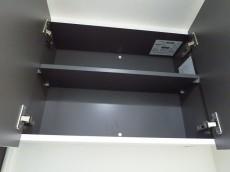 ルナパーク三軒茶屋 トイレ収納