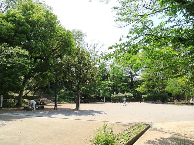 シャンボール第二都立大 中根公園