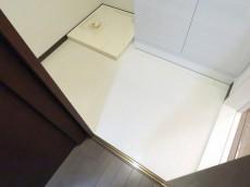 スカーラ西新宿シティプラザ 洗面室