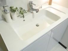 スカーラ西新宿シティプラザ 洗面化粧台
