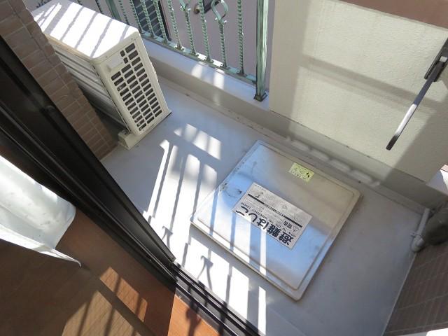 スカーラ西新宿シティプラザ バルコニー
