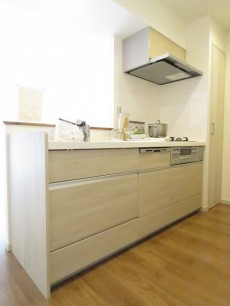六義園サマリヤマンション キッチン
