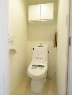 六義園サマリヤマンション トイレ