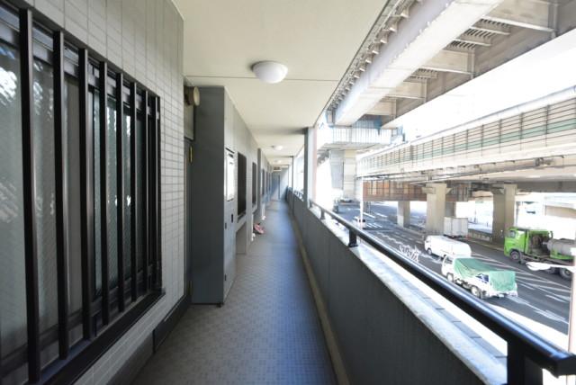クレストフォルム田町ベイサイドコート 玄関