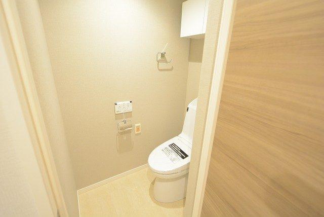 シティタワー池袋 トイレ