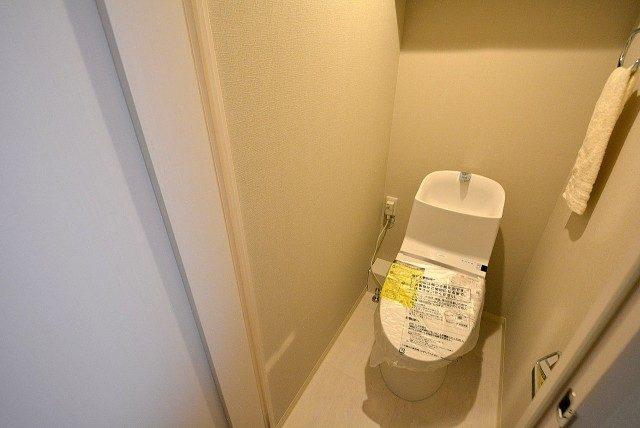 第三宮庭マンション405号室 トイレ