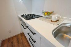 第三宮庭マンション405号室 キッチン