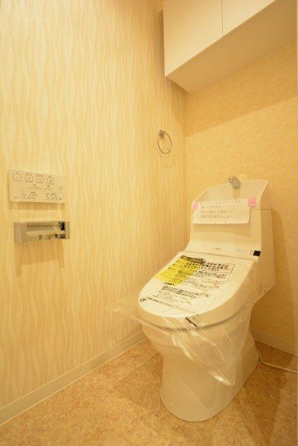 フリーディオ芝公園アネックス トイレ