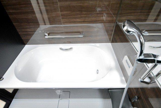 藤和シティホームズ新宿余丁町 浴室