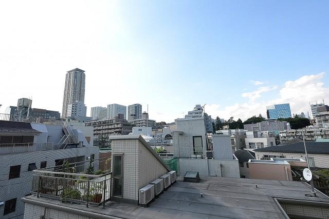 インペリアル赤坂フォラム バルコニー眺望
