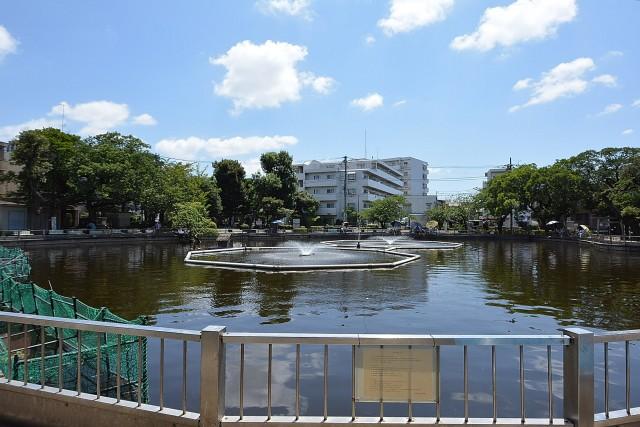 ビリジアン学芸大学 清水池公園