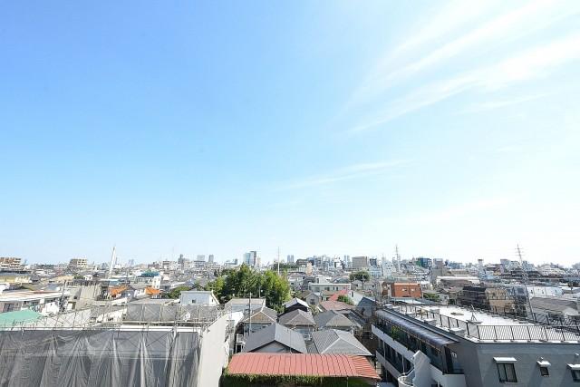 秀和高円寺レジデンス バルコニー眺望