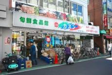 成城コーポ 商店街