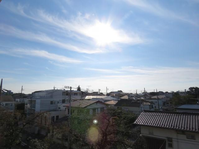 自由ヶ丘第七コーポ 眺望