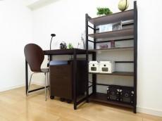 柿の木坂パレス 洋室約4.3帖家具