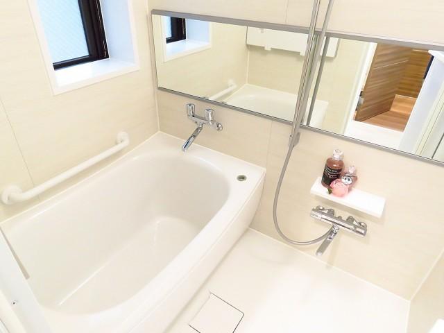 エクレール洗足 バスルーム