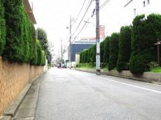 トーカンマンション南青山 前面道路