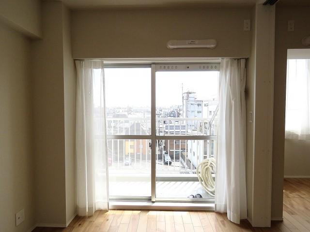 シーアイマンション碑文谷 窓
