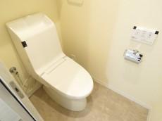ビリジアン学芸大学 トイレ