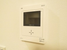 金王アジアマンション TVモニター付きインターホン
