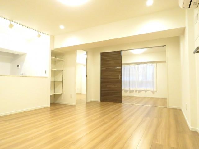 金王アジアマンション LDK+洋室