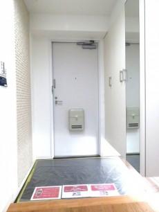 藤和島津山コープ 玄関ホール