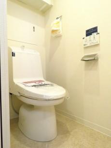 藤和島津山コープ トイレ