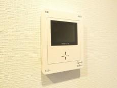 市ヶ谷第3ローヤルコーポ TVモニター付きインターホン