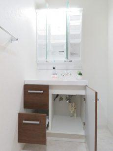 レインボー目白 洗面化粧台