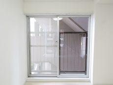 レインボー目白 LDK窓