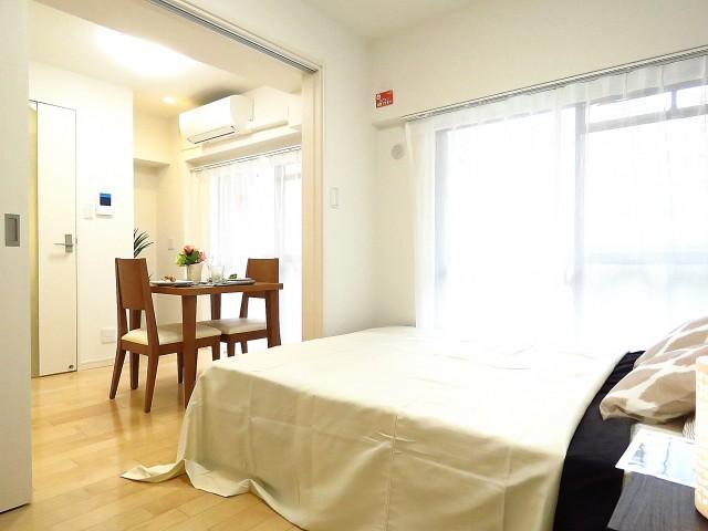 セブンスターマンション東山 ダイニングキッチン+洋室