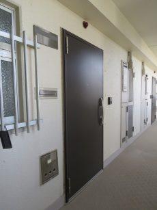 シーアイマンション碑文谷 玄関扉