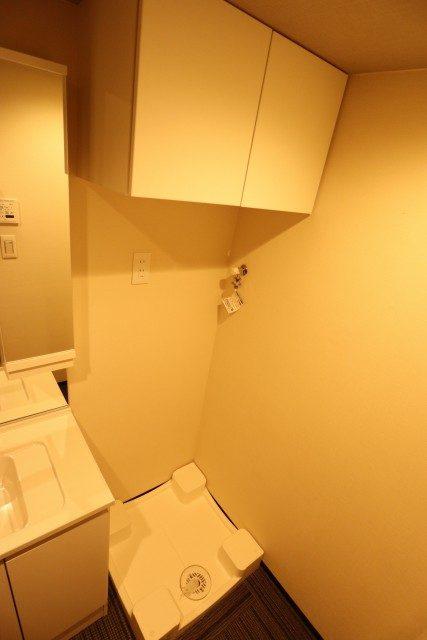 田町東豊エステート 洗濯機スペース