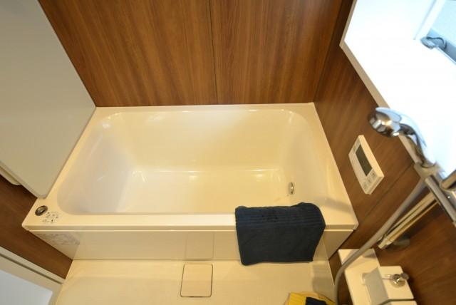 赤坂台マンション 浴室