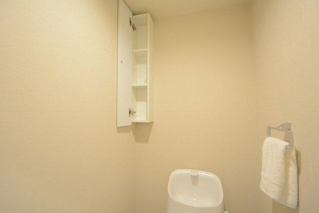 上北沢テラスA棟 トイレ