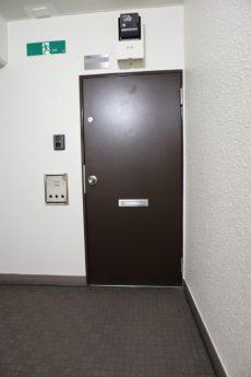 コーヅ白金台 玄関