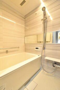新大塚タウンプラザ 浴室