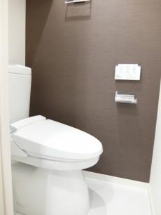 クレール御殿山 トイレ