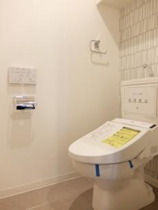 シティハウス東大井 トイレ