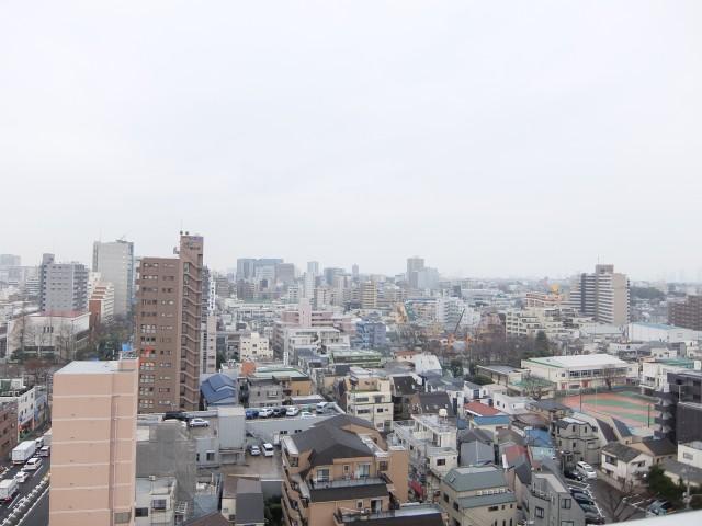 シティハウス東大井 眺望