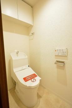 日商岩井豪徳寺マンション トイレ