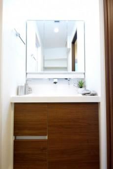 アルテール新宿 洗面台