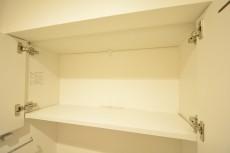 アルテール新宿 トイレ吊戸棚