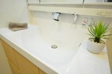 クレール荻窪 洗面台