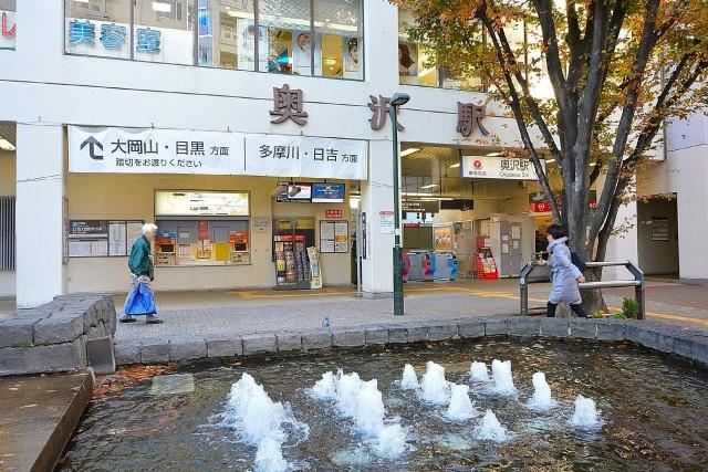 マコトパレス 奥沢駅