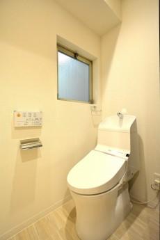 ライオンズマンション市ヶ谷 トイレ